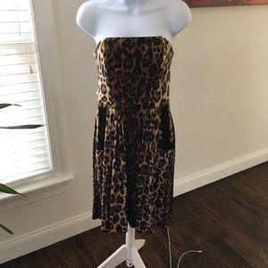 Joseph Ribkoff Leopard Dress